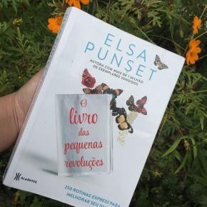 Livro interativo para adultos: O livro das pequenasrevoluções