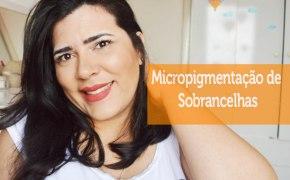 Vídeo novo contando tudo sobre Micropigmentação