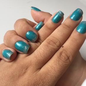 Esmalte da Semana: Céu Azul by JanaínaAteliê