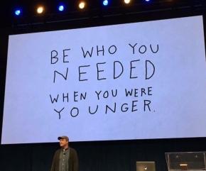 Seja quem você precisavaser