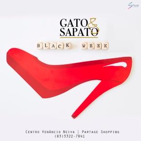 Gato&Sapato : BlackWeek
