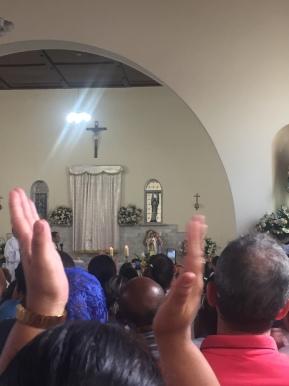 Dia de Nossa Senhora da Conceição, padroeira de CampinaGrande